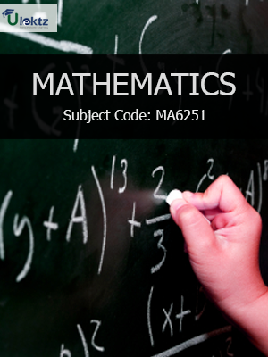Mathematics – II-Important Questions (MA6251)